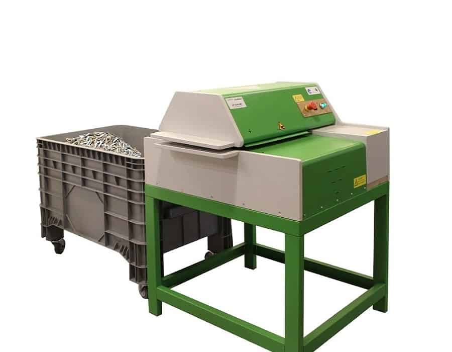 Shredder Packaging padding machines Cushionpack CP 424 Chipmaker